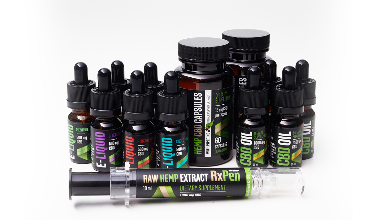 The best CBD Products