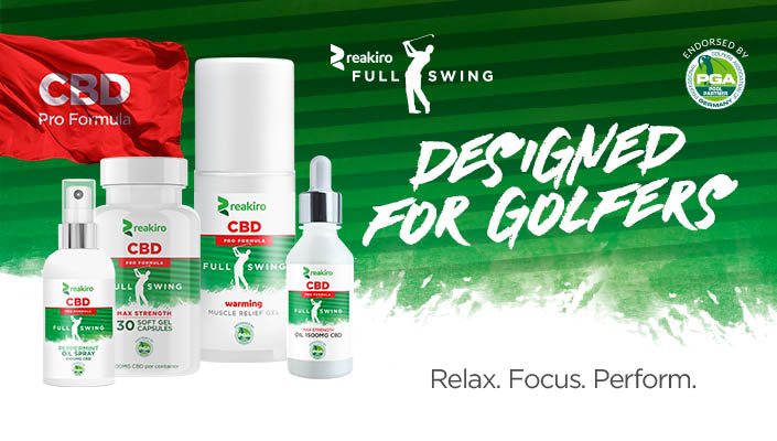 CBD Golf Products
